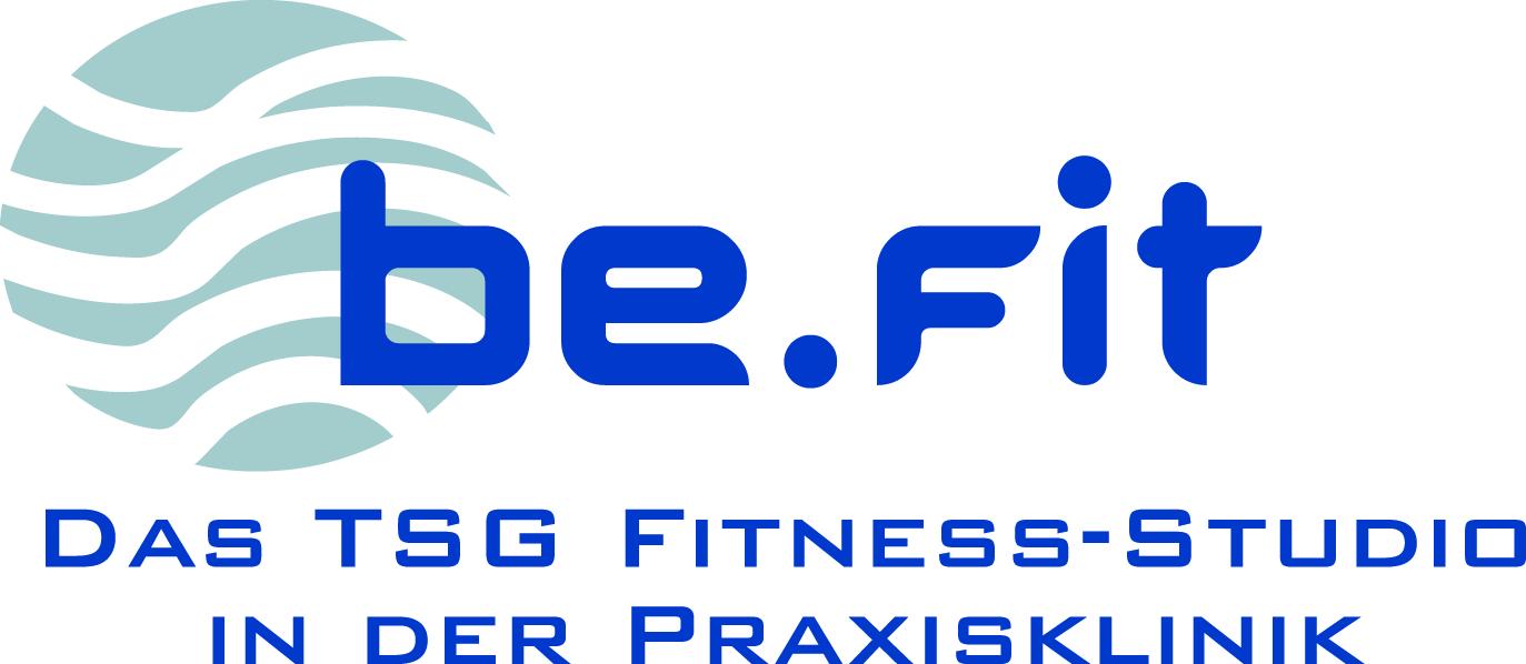 TSG Logo Befit Praxisklinik 4c